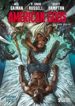 Ich, Ainsel Buch 1/2 / American Gods Bd.3 - Gaiman, Neil; Russel, P. Craig