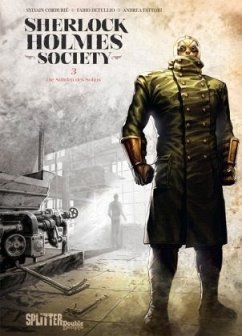Sherlock Holmes Society. Band 3 - Cordurié, Sylvain