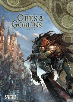 Sa'ar / Orks & Goblins Bd.4 - Jarry, Nicolas