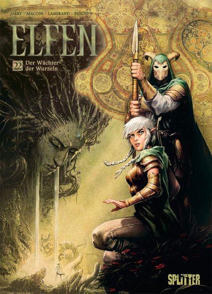 Buch-Reihe Elfen