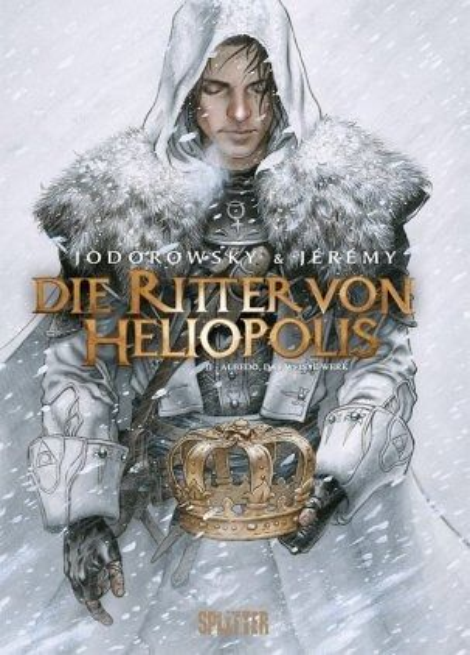 Buch-Reihe Die Ritter von Heliopolis