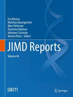 JIMD Reports, Volume 44 (eBook, PDF)