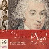 Solo Recital Vol.1-Pleyel Edition Vol.18