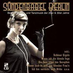 Sündenbabel Berlin-Berliner Revu - Diverse