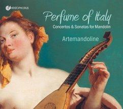 Perfume Of Italy-Konzerte & Sonaten F.Mandoline - Artemandoline