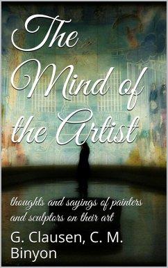 The Mind of the Artist (eBook, ePUB)