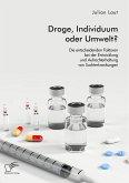 Droge, Individuum oder Umwelt? Die entscheidenden Faktoren bei der Entwicklung und Aufrechterhaltung von Suchterkrankungen