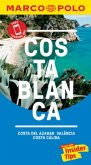 Costa Blanca Marco Polo Pocket Travel Guide - with pull out map
