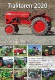 Wochenkalender Traktoren 2020