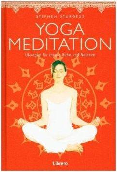 Yoga Meditation - Sturess, Stephen