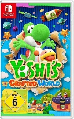 Yoshi´s Crafted World (Nintendo Switch)