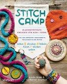 Stitch Camp - 18 ausgetüftelte Projekte für Kids + Teens (eBook, ePUB)