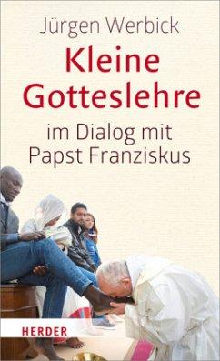 Kleine Gotteslehre im Dialog mit Papst Franziskus (Mängelexemplar) - Werbick, Jürgen