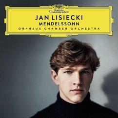 Mendelssohn - Lisiecki,Jan/Orpheus Chamber Orchestra