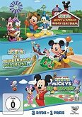 Micky Maus Wunderhaus - Sportfest/Weltreise/Farm DVD-Box