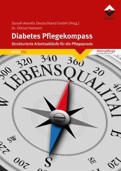 Diabetes Pflegekompass (eBook, ePUB) - Hamann, Ortrud