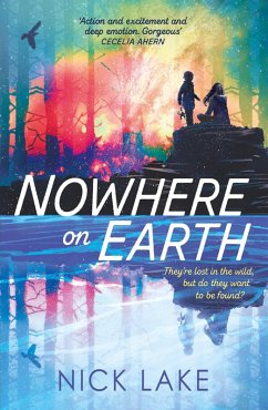 Nowhere on Earth (eBook, ePUB) - Lake, Nick