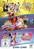 Micky Maus Wunderhaus - Jetzt wird's bunt/Minnie-Rella/Popstar Minnie DVD-Box
