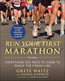 Run Your First Marathon (eBook, ePUB)