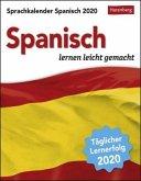 Sprachkalender Spanisch 2020