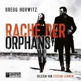 Rache der Orphans / Evan Smoak Bd.3 (1 MP3-CD)