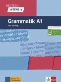 Deutsch intensiv Grammatik A1. Buch + online