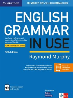 English Grammar in Use. Book with answers and interactive ebook. Fifth Edition - Murphy, Raymond
