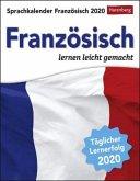 Sprachkalender Französisch 2020