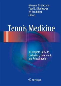 Tennis Medicine (eBook, PDF)