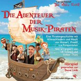 Die Abenteuer der Musik-Piraten (MP3-Download)