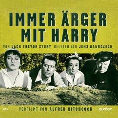 Immer Ärger mit Harry (MP3-Download) - Story, Jack Trevor