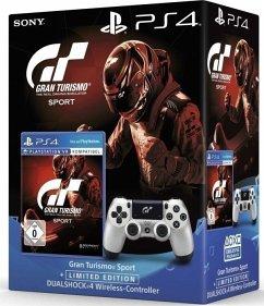 Gran Turismo Sport + DualShock 4 Wireless-Controller Limited Edition (PS4) (Bundle)
