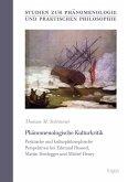 Phänomenologische Kulturkritik (eBook, PDF)