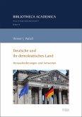 Deutsche und ihr demokratisches Land (eBook, PDF)