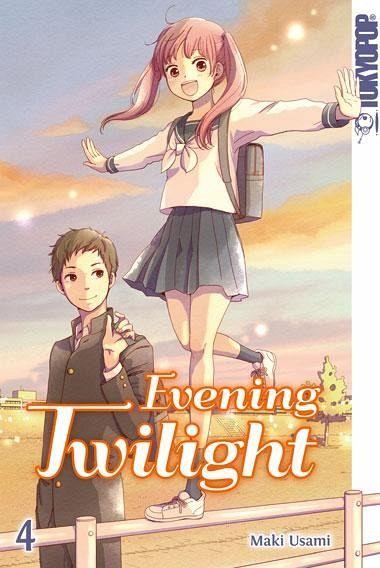 Buch-Reihe Evening Twilight