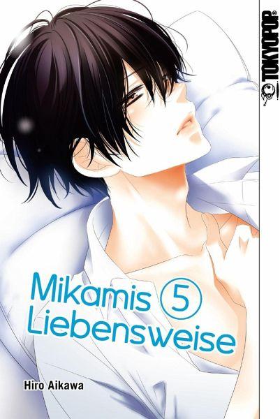 Buch-Reihe Mikamis Liebensweise