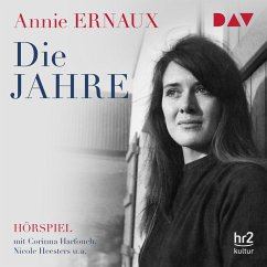 Die Jahre (MP3-Download) - Ernaux, Annie