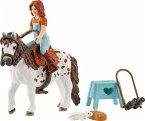 Schleich 42518 - Horse Club, Mia & Spotty