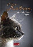 Katzen. Literaturkalender 2020