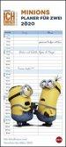 Minions Planer für zwei - Kalender 2020