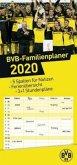 Borussia Dortmund Familienplaner - Kalender 2020