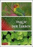 Magie der Farben - Kalender 2020