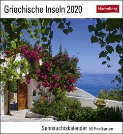 Griechische Inseln 2020