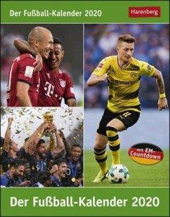 Der Fussball-Kalender 2020 - Huhnold, Thomas