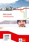 Red Line. Ausgabe ab 2014 - 10. Klasse, Vokabelübungssoftware. Bd.6, CD-ROM