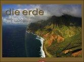 Die Erde - Kalender 2020
