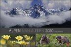 Alpen nah und fern 2020
