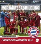 FC Bayern München 2020 Sammelkartenkalender