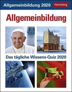 Allgemeinbildung 2020 - Budde, Berthold