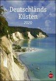 Deutschlands Küsten - Kalender 2020